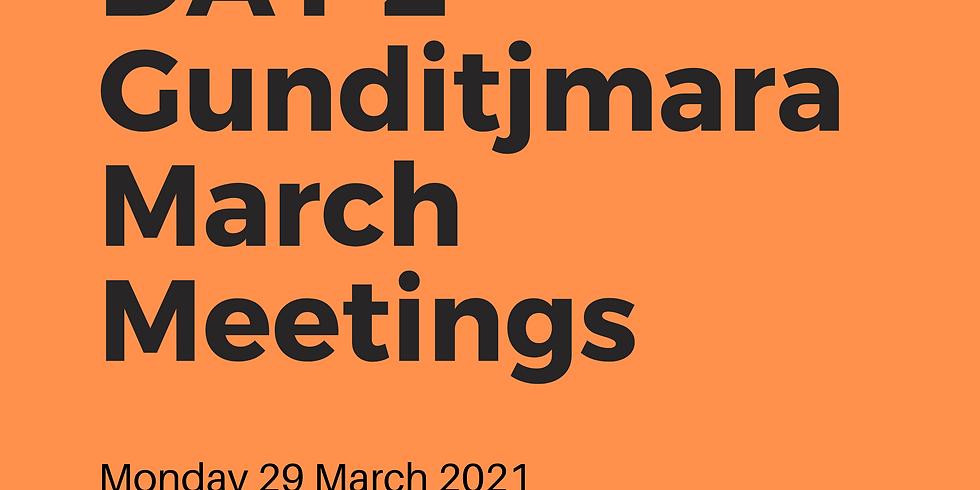 DAY 2: Gunditjmara March Meetings