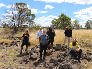 State Minister for Aboriginal Affairs Visit