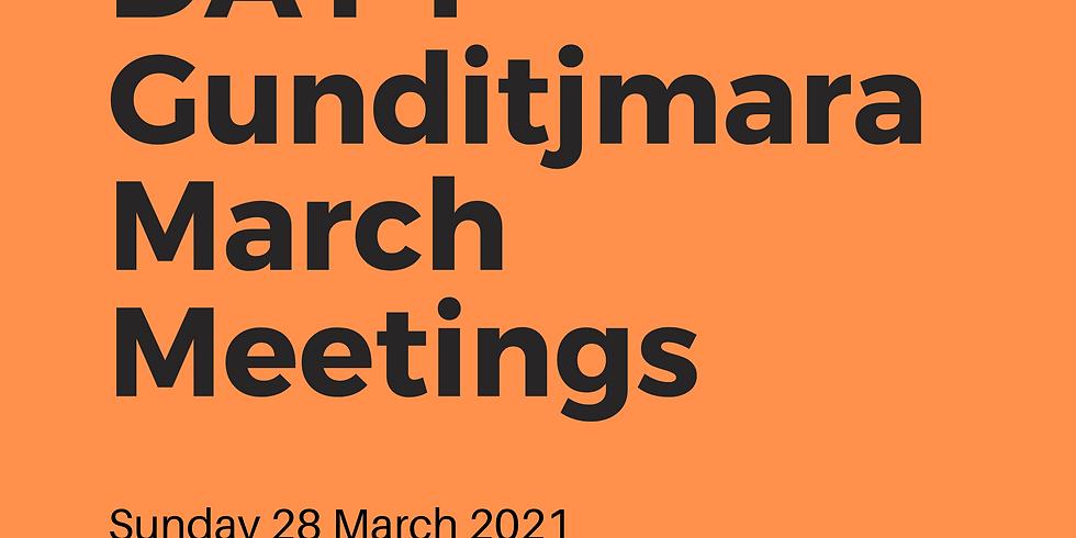 DAY 1: Gunditjmara March Meetings