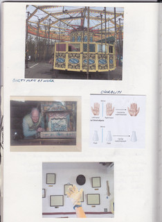 Sketchbook page 2018