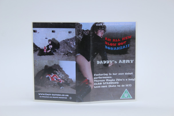 Daddy's Army VHS