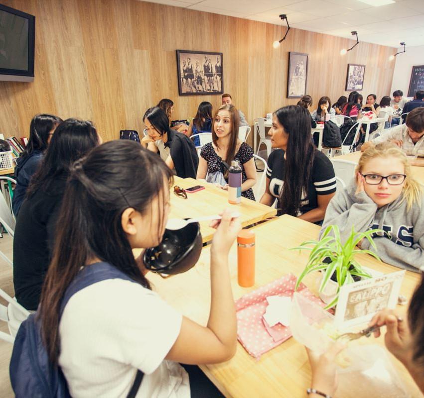 Inforum - cafeteria - 3