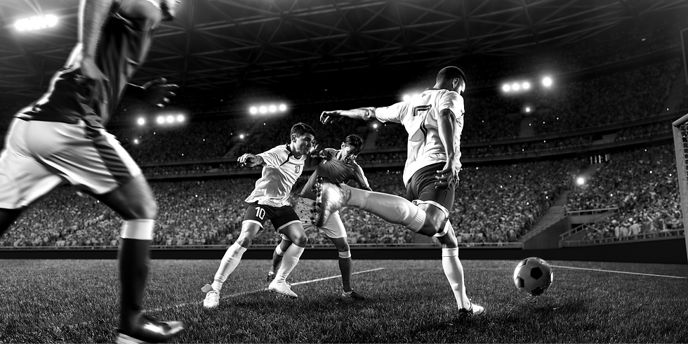 Equipo de fútbol victoria