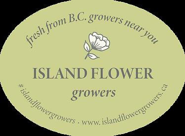 Island Flower Growers Logo
