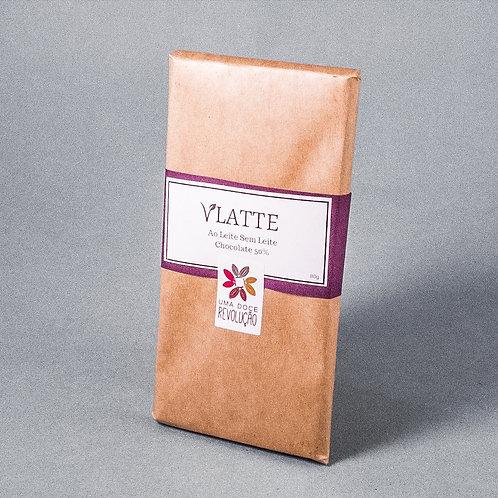 Chocolate V-Latte 50% - 80G -