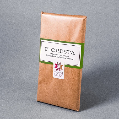 Chocolate Floresta 70% - 80G -