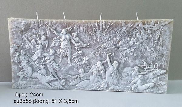αρχαιοελληνική παράσταση λευκό-ασημί.jpg