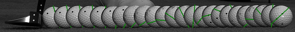 QBR putter fitting Quintic Ball Roll Research System
