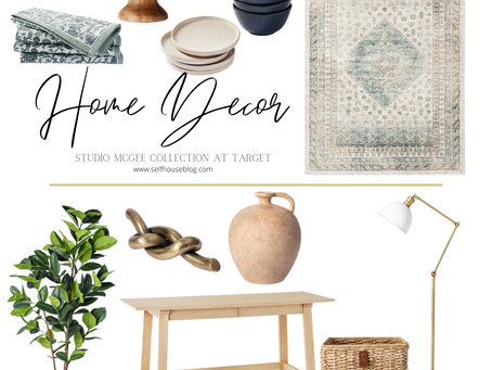 SHOP | Home Decor Favorites From The Studio McGee Collection at Target
