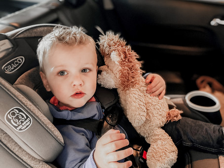 KIDS | What I keep in my car