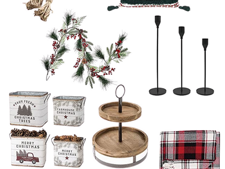 SHOP | Amazon Christmas Decor Under $50