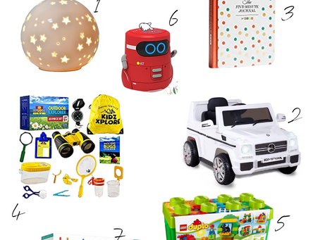 SHOP | Gift Guide for Kids
