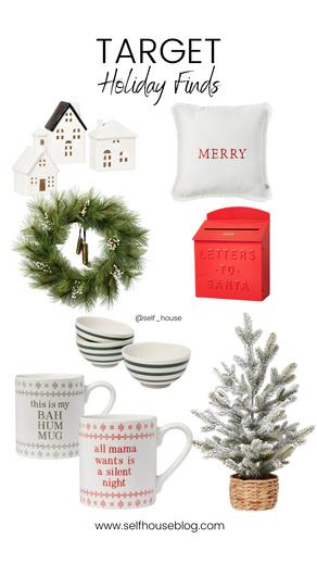 SHOP | Target Holiday