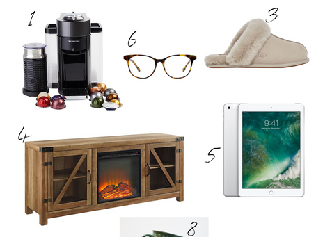 SHOP | Gift Guide for the Homebody