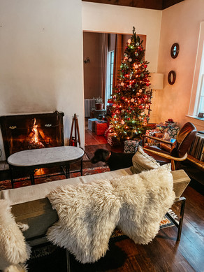 TRAVEL | Our Christmas in Garrison, NY