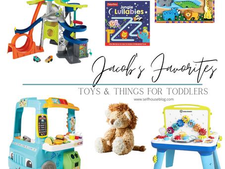 KIDS | Jacob's Favorite Things (12m+)