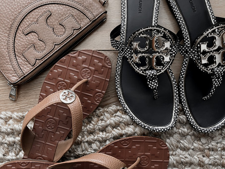 SHOP   On Sale at Tory Burch