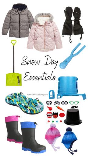 KIDS   Snow Day Essentials Under $50