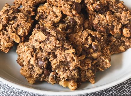 SNACK | Pumpkin Spice Cookie Bites
