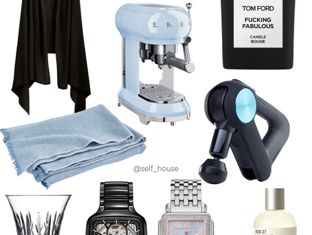 SHOP | Gift Guide Luxury Gifts