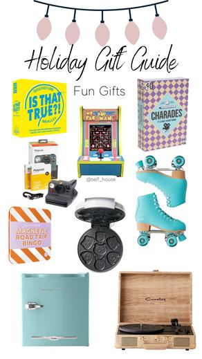 SHOP   Gift Guide Fun Gifts
