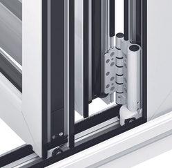 ModLok Bi-Fold Hinge Window