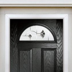 Composite Georgian Door
