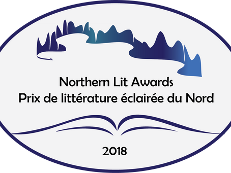Congratulations: Northern Lit Award Winners!