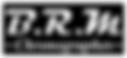 BRM Chronographes sur fond noir standard