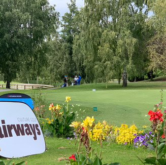 FAIRWAYS CUP by RED EVENING