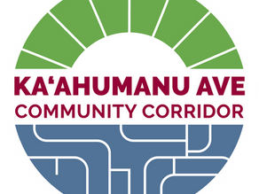 County of Maui announces Ka'ahumanu Ave Community Corridor