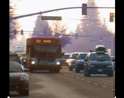 BRT in Mixed Traffic