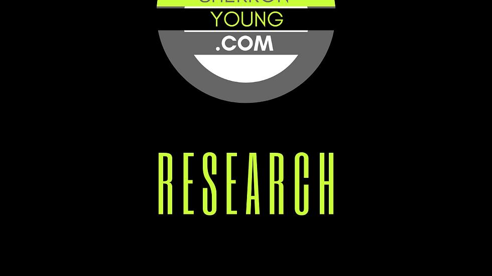 Research (per hour)
