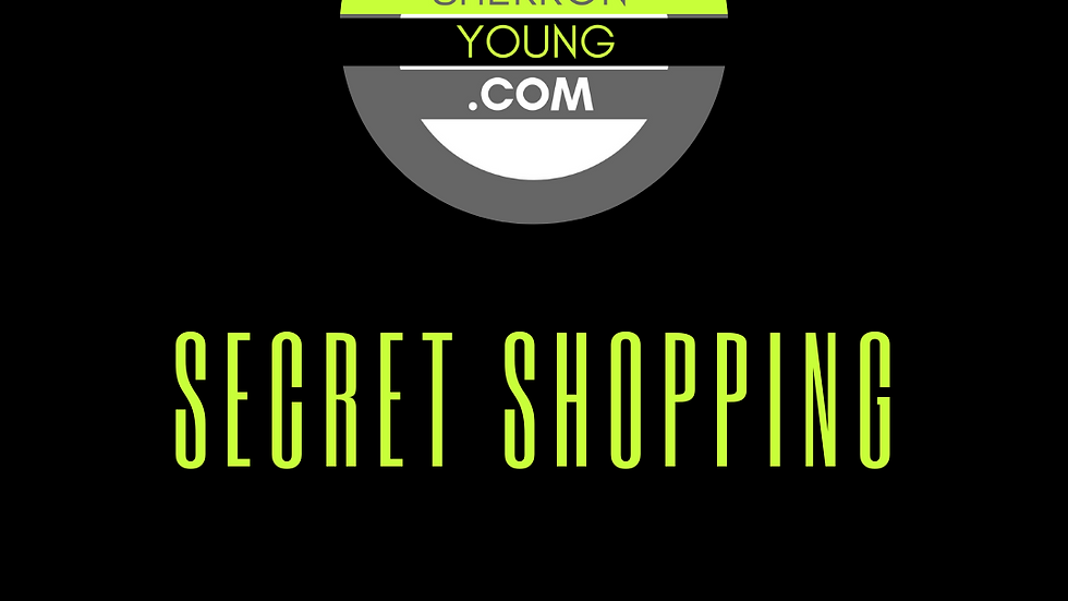 Secret Shopping