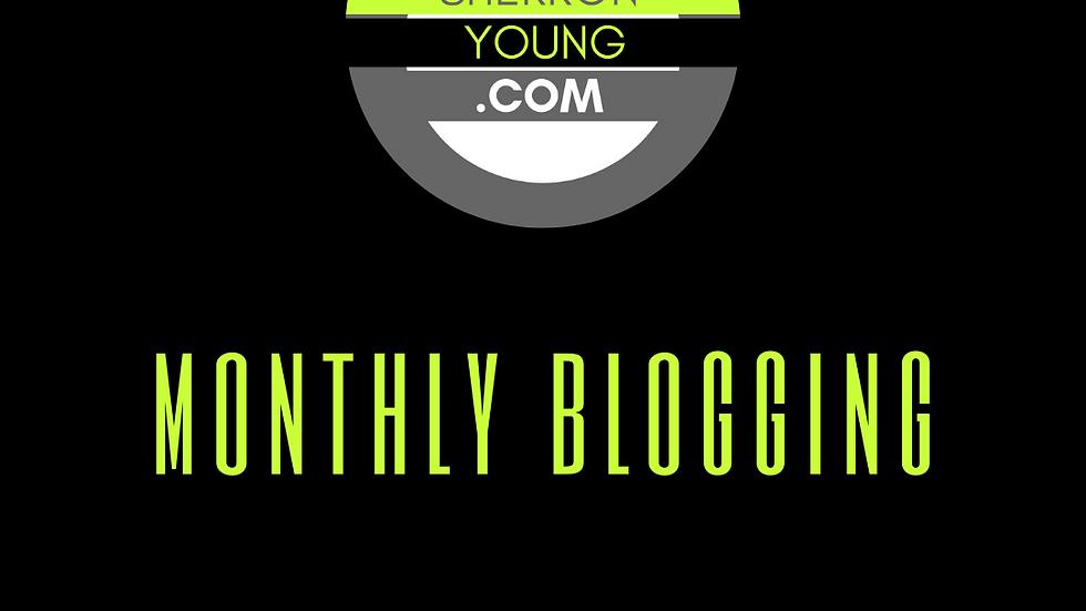 Blogging (Bulk)