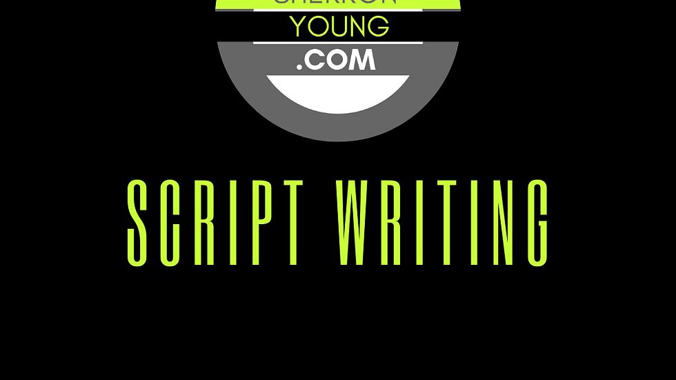 Script Writing & Interview