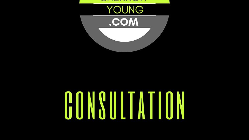 Marketing Consultation (60 minutes)