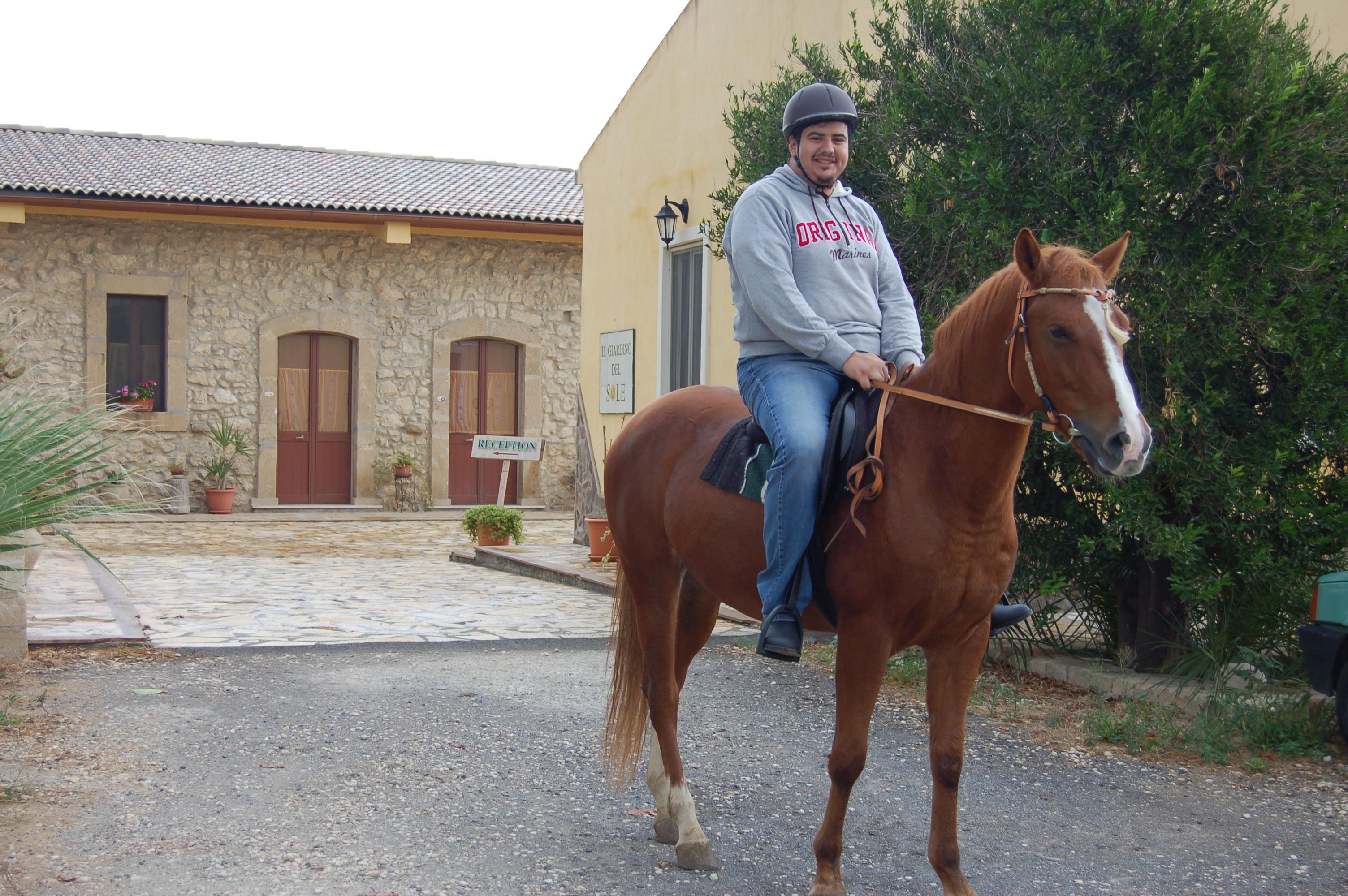 Agriturismo a cavallo