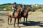 equitazione e passeggiate a cavallo