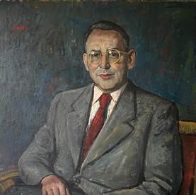 Bildnis Prof. Dr. Hans Buchner