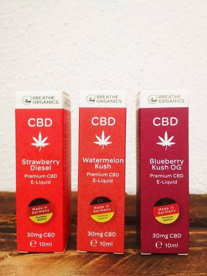 Breath Organics CBD-Liquid
