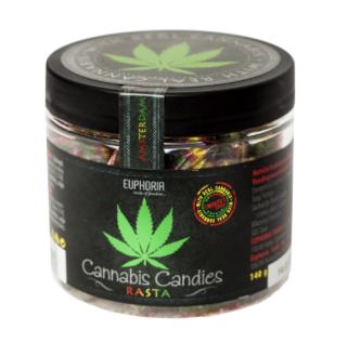 Cannabis Candies Rasta