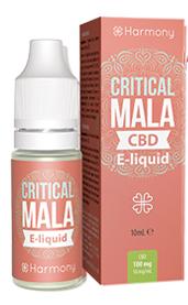 Critical Mala CBD-Liquid