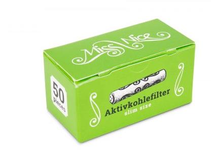 Miss Nice Aktivkohlefilter