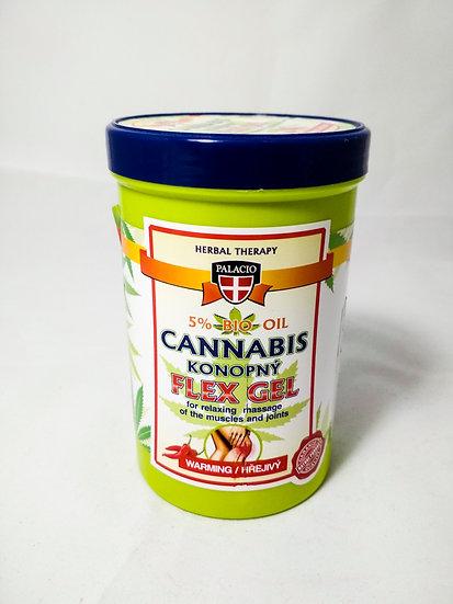 Cannabis Schmerz Gel