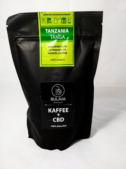 Kaffee mit CBD