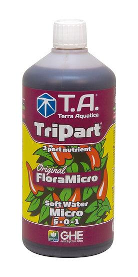 TriPart Micro® - Orginal FloraMicro (Softwater)
