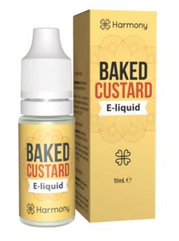 Baked Custard CBD-Liquid