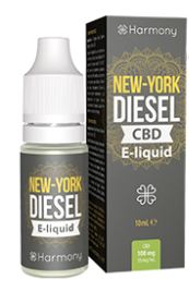 New-York Diesel CBD-Liquid
