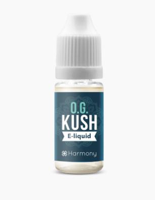 OG Kush CBD E-Liquid